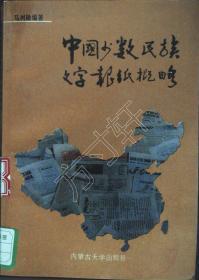 中国少数民族文字报纸概略,287页