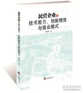 民营企业的技术能力、创新绩效与商业模式