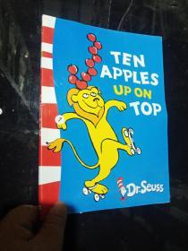 Ten Apples Up on Top/