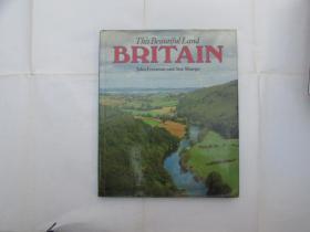 This Beautiful Land BRITAIN(美丽的土地 英国)(画册)