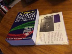 英文原版  Colour Oxford Dictionary   [second edition] 彩色牛津词典