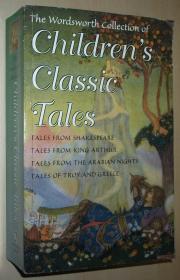 英文原版书 The Wordsworth Collection of Childrens Classic Tales 平装 Paperback –2005