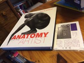英文原版  Anatomy for the Artist 艺用人体解剖完整英文 2001版 DK出版