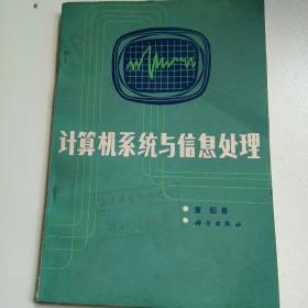 计算机系统与信息处理 科学出版社