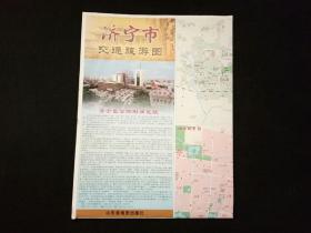 济宁市交通旅游图
