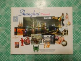 上海市地图(英文版)