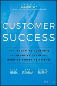 Customer Success  How Innovative Companies Are R