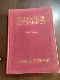 THE outline of sciernce 科学概论