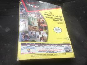 verizon 07年电话号簿