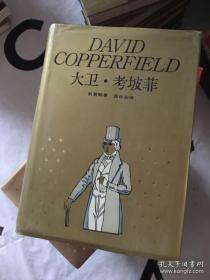 大卫·考坡菲 精装 狄更斯 张谷若 世界文学名著珍藏本