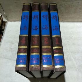 现代汉语辞海(全4册)