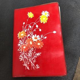 红皮日记本