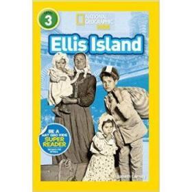National Geographic Readers: ELLIS ISLAND (LEVEL 3)