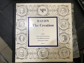 黑胶原版唱片2张装HAYDN THE CREATION