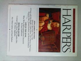 HARPERS MAGAZINE  2011/06 美国哈泼斯哈珀斯文学政治艺术杂志