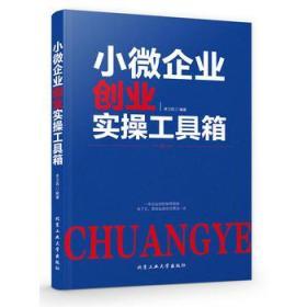 正版新书  小微企业创业实操工具箱 李卫民 9787563956531