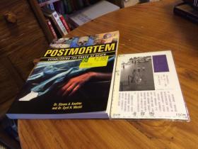 英文原版   Postmortem : establishing the cause of death  死后:确定死因