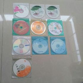 DVD光盘~宗教10袋20张