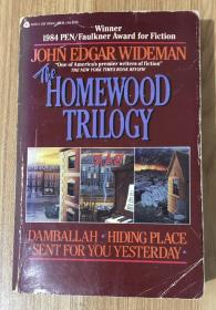 The Homewood Trilogy: Damballah, Hiding Place, Sent for You Yesterday 0380895641