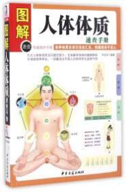 图解人体体质速查手册