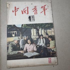 中国青年杂志1955年第22期