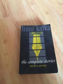 Franz Kafka The Complete Stories-卡夫卡短篇小说全集(英文原版)
