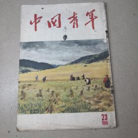 中国青年杂志1955年第23期