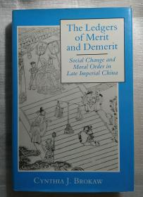 "The Ledgers of Merit and Demerit: Social Change and Moral Order in Late Imperial China( 功过格:明清社会的道德秩序) [非馆藏。国内免快递费。发货或较慢,请阅""店铺公告""]"