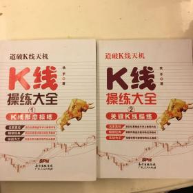K线操作大全1K线形态操练+2关键K线操作
