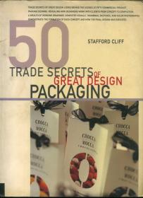 50 TRADE SECRETS OF GREAT DESIGN:PACKAGING 国外包装设计
