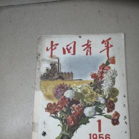 中国青年杂志1956年第1期