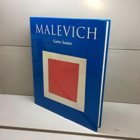 英文原版:Malevich: Journey to Infinity    8开【精装、品好】【 95品+++ 正版现货 自然旧 多图拍摄 看图下单】