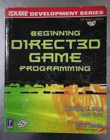 进口原版  Beginning Direct3D Game Programming    9780761531913