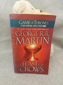 GEORGER.R. MARTIN AFEAST FORCROWS