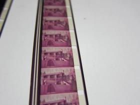阿凡提的故事之兔子送信 80年代国产动画片 木偶剧 美术片 16毫米电影胶片1卷全 甲等 彩色
