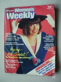 The Australian Womens Weekly  按图发货 严者勿拍 售后不退 谢谢理解!