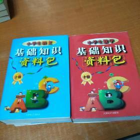 基础知识资料包    语文   数学2册