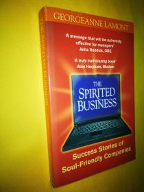 英文原版 The Spirited Business