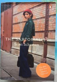 英文原版书《The Sartorialist 》时尚街拍