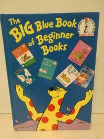 绘本  苏斯博士大蓝书 6部合集 The Big Blue Book of Beginner Books (童书)英文原版书