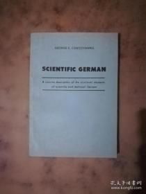 科学德语 德文版