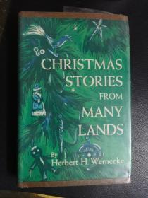 CHRISTMAS STORIES FROM MANY LANDS(来自世界各地的圣诞故事)