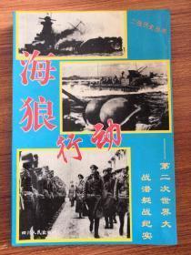 海狼行动:第二次世界大战潜艇战纪实