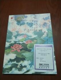 韩文版图书 精美插图本190页,