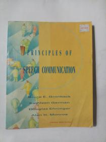 PRINCIPLES OF SPEECH COMMUNICATION