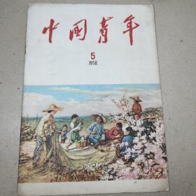 中国青年杂志1958年第5期