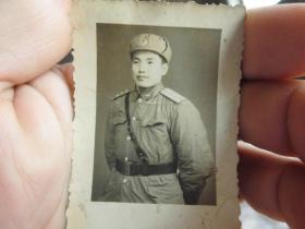 军官照片 红色收藏 军品收藏 抗战收藏