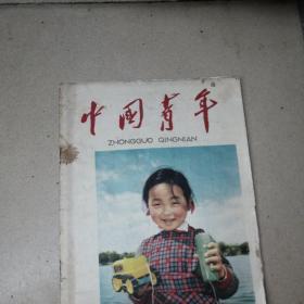 中国青年杂志1958年第11期