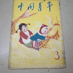 中国青年杂志1959年第3期
