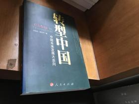 转型中国:中国未来发展大走向